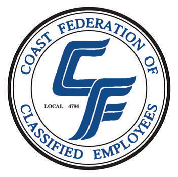 Coast Federation of Classified Employees, AFT Local 4794